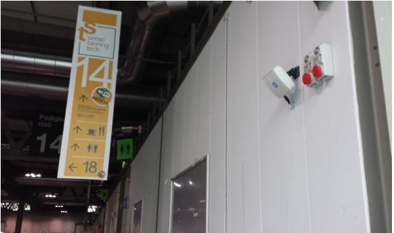 Impianto wi-fi del nuovo polo fieristico di Rho – Pero – Fastweb