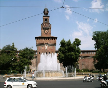 Connectivity project for the Milan municipal offices – Telecom Italia