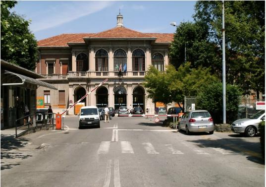 Cablaggio dell' Ospedale Salvini – Garbagnate Milanese