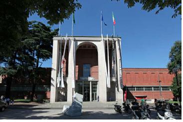 System design for the Teatro dell'Arte in Milan