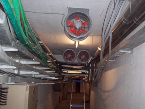 System maintenance for the University Hospital of Turin