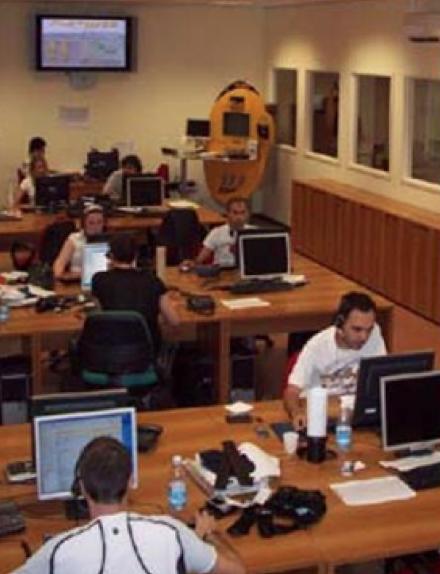 Fastweb network maintenance services