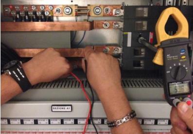 Impianto elettrico per la sede Fastweb di Padova