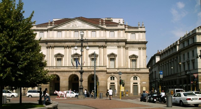 Video surveillance project in the municipality of Milan